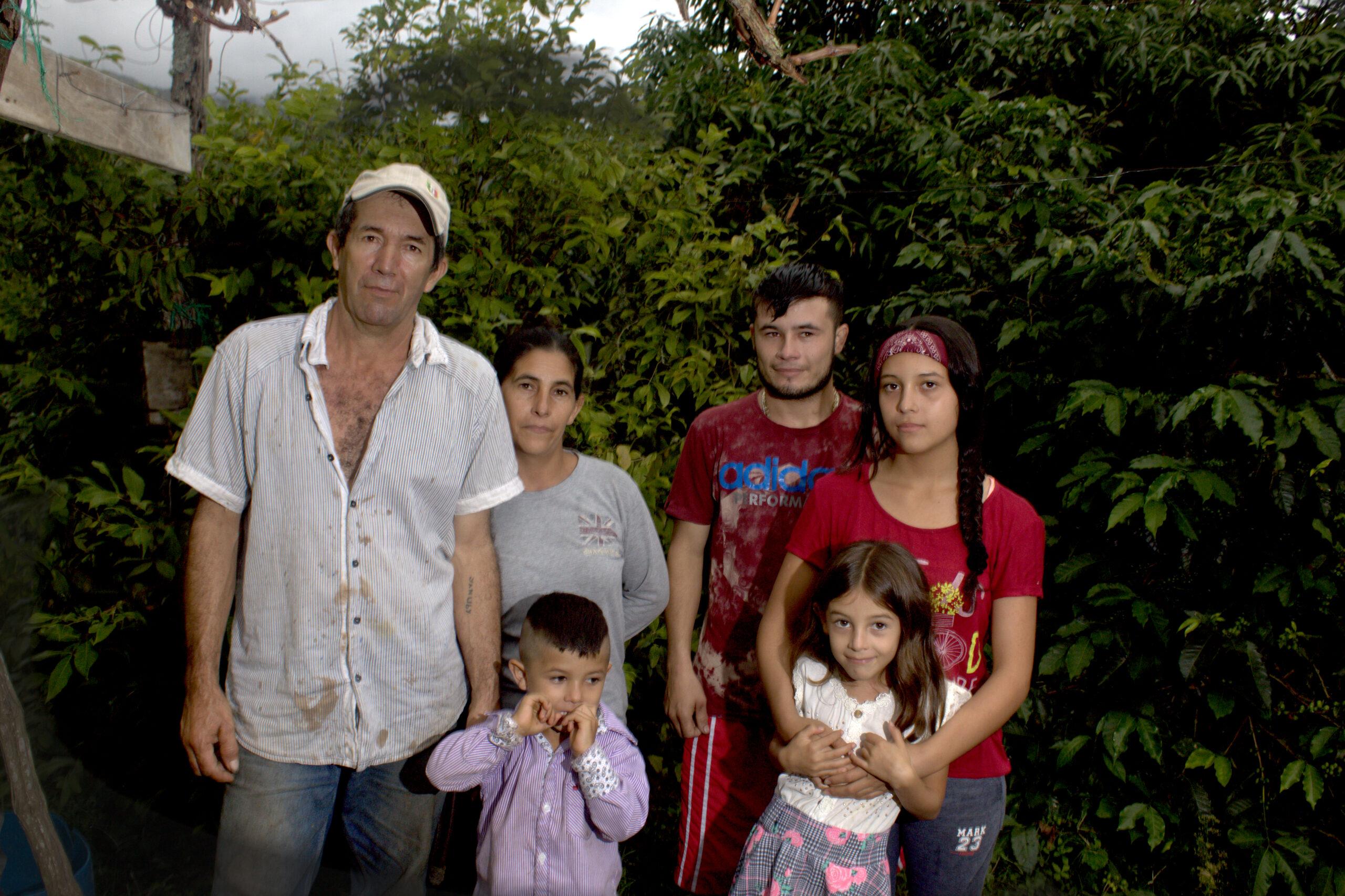 Familia Castano