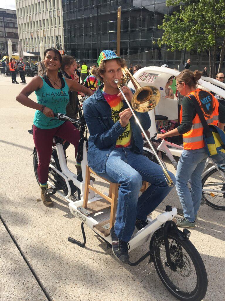 Caro Klimastreik Negrita-Streetnoise